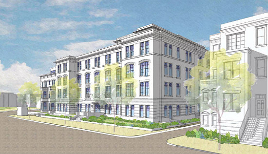 The Big Residential Developments on the Boards for Capitol Hill: Figure 1