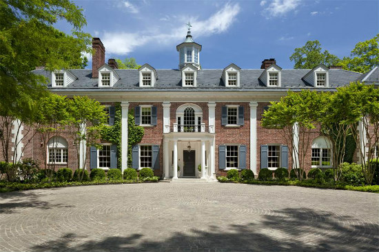 Steve Case Lists McLean Estate for $49 Million: Figure 1