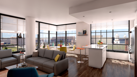 Sleek, Sophisticated Apartments at The Wharf: Figure 2