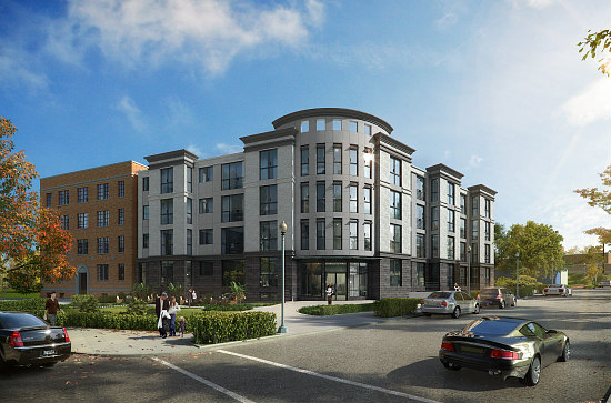 The Big Residential Developments on the Boards for Capitol Hill: Figure 3