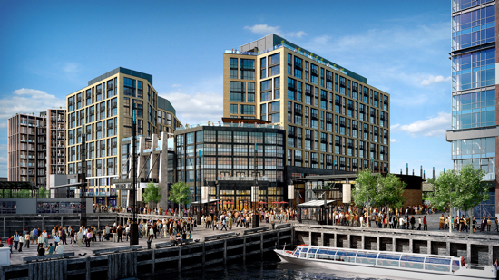The Channel Apartments Debut at The Wharf: Figure 1