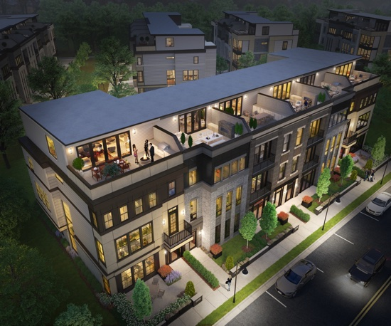 4,000 Square Foot Ultra Luxury Homes Now Selling at Upper West: Figure 1