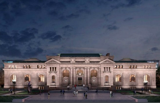 Flagship Apple Store for Carnegie Library Receives Key Approval: Figure 1