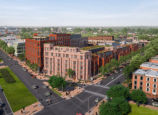 The Big Residential Developments on the Boards for Capitol Hill: Figure 2