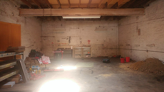 A Live-Work Loft Takes Shape in a Naylor Court Garage: Figure 3