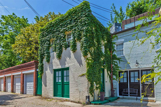 Best New Listings: Ivy Covered in West Village; Light and Lofty at Lincoln Park: Figure 1