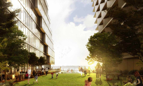 The 1,078 Residential Units Planned for the Wharf: Figure 1