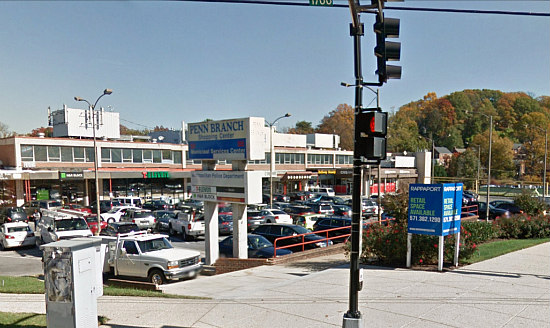 Zoning Change Would Make Way for a Mixed-Use Project at Penn Branch Shopping Center: Figure 1