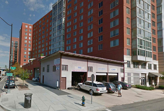 Tall and Skinny: 34-Unit Development Planned For Site of 10-Year Navy Yard Hold Out: Figure 2
