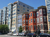 New Proposal Would Replace Four Logan Circle Apartments with Nine One-Bedrooms