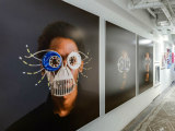 Peggy Cooper Cafritz Lists Art-Filled Dupont Circle Duplex