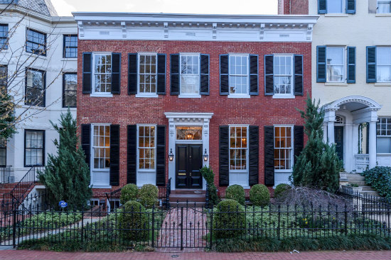 $2.5 Million and Up: Luxury Home Sales in DC Rise 71% in 2017: Figure 1
