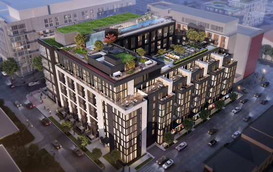 Shaw's 880 P To Debut DC's Most Amenity-Packed Rooftop: Figure 1