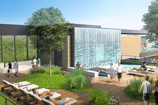 Shaw's 880 P To Debut DC's Most Amenity-Packed Rooftop: Figure 2