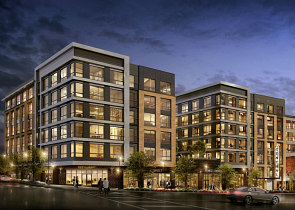 The 3,300 Residences Slated for Downtown Silver Spring