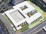 No Mixed-Use: Foulger-Pratt Proposes 348 Units for Bethesda Ourisman Dealership