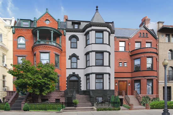 Now Selling: 5 Ultra-Modern Condos in a Historic Dupont Rowhouse: Figure 1