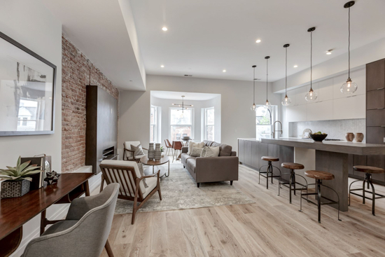 Now Selling: 5 Ultra-Modern Condos in a Historic Dupont Rowhouse: Figure 2