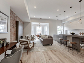 Now Selling: 5 Ultra-Modern Condos in a Historic Dupont Rowhouse