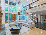 This Week's Find: Fallingwater-Inspired in Forest Hills