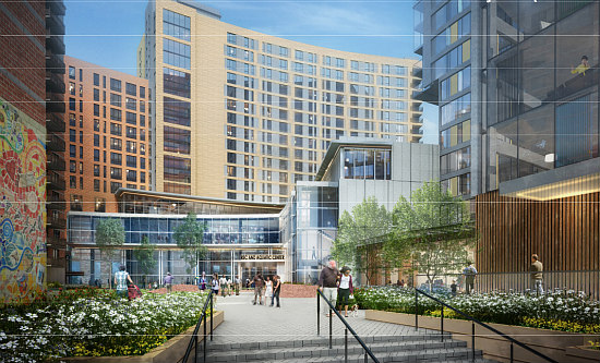 The 3,300 Residences Slated for Downtown Silver Spring: Figure 2