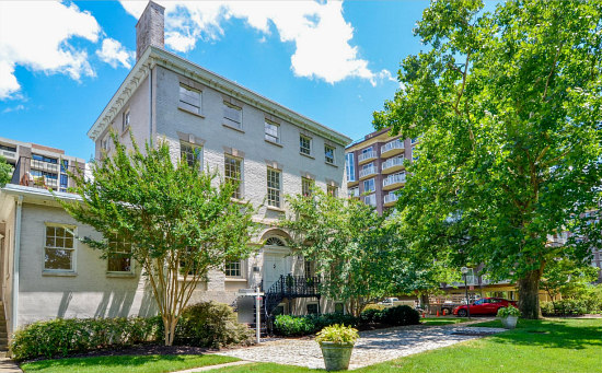 One of DC's Oldest Homes, The Historic Honeymoon House, Hits the Market: Figure 1