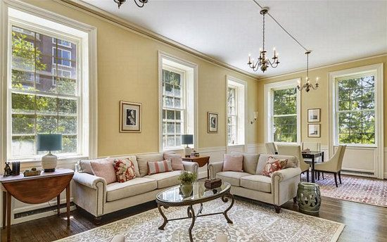 One of DC's Oldest Homes, The Historic Honeymoon House, Hits the Market: Figure 2