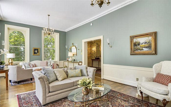 One of DC's Oldest Homes, The Historic Honeymoon House, Hits the Market: Figure 3
