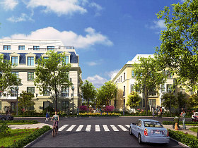 A Revised Application Filed for AU Park Superfresh Site Will Include a DC Balducci's