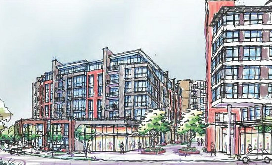 The 3,300 Residences Slated for Downtown Silver Spring: Figure 8