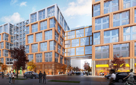 Residences in the Bridge: A Few Design Changes For 700-Unit Poplar Point Development: Figure 4