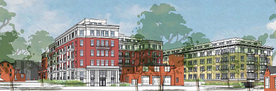Walter Reed, Harris Teeter, 2,300 Units: The Rundown for Takoma and Shepherd Park: Figure 6