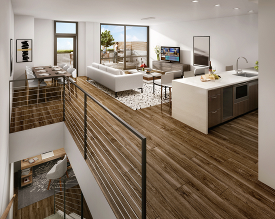 32 Luxury Condos & Townhomes Now Selling in Logan Circle: Figure 3