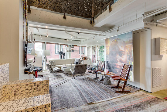 Peggy Cooper Cafritz Lists Art-Filled Dupont Circle Duplex: Figure 3