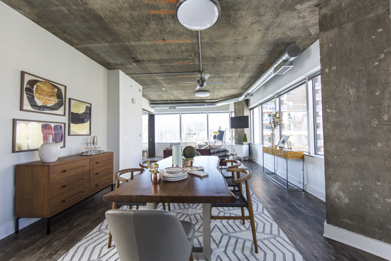 Live, Work, Play: Alexandria's Innovative e-lofts Offer Two