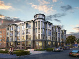 New Renderings Revealed For 46-Unit Barracks Row Development