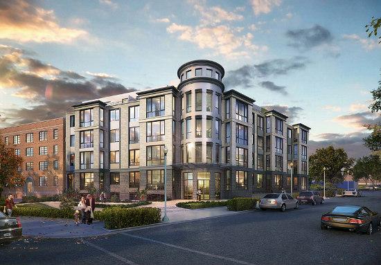 New Renderings Revealed For 46-Unit Barracks Row Development: Figure 1