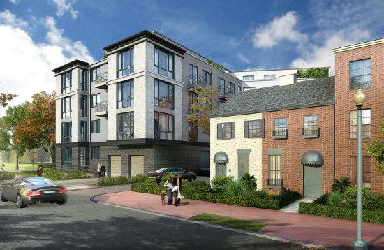 New Renderings Revealed For 46-Unit Barracks Row Development: Figure 2