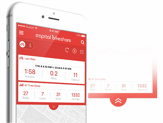 Capital Bikeshare? There Is Now An App For That: Figure 1