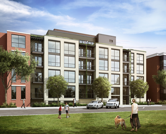 32 Luxury Condos & Townhomes Now Selling in Logan Circle: Figure 1