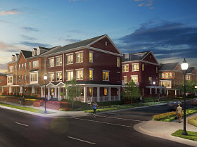 Zoning Commission To Consider 80-Unit Josephite Townhouse Development in Michigan Park