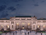 Apple Store Planned for Carnegie Library Goes Back to National Capital Planning Commission