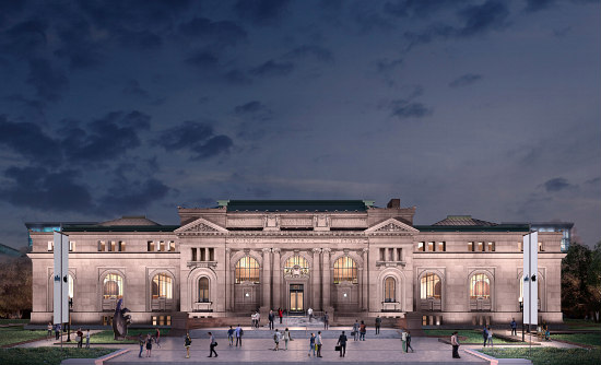 Apple Store Planned for Carnegie Library Goes Back to National Capital Planning Commission: Figure 1