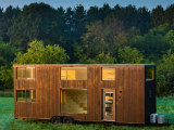 Tiny Home on Wheels With Occupancy For 8