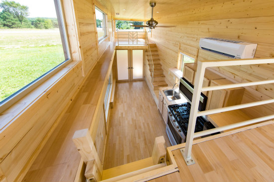 Tiny Home on Wheels With Occupancy For 8: Figure 2