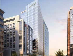 Design and Timeline Presented for New Marriott Headquarters in Bethesda