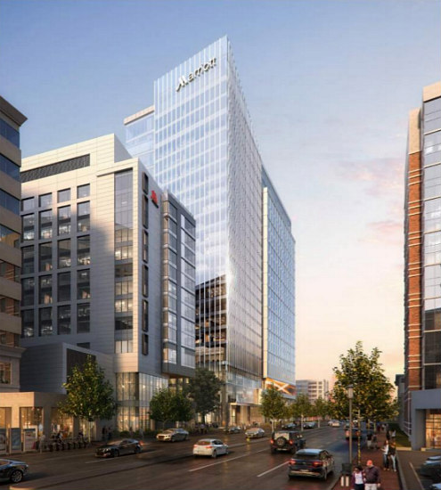 Design and Timeline Presented for New Marriott Headquarters in Bethesda: Figure 4