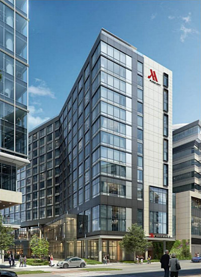 Design and Timeline Presented for New Marriott Headquarters in Bethesda: Figure 2