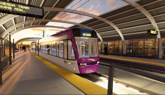 Maryland to Receive Almost $1 Billion in Funding For Purple Line: Figure 1