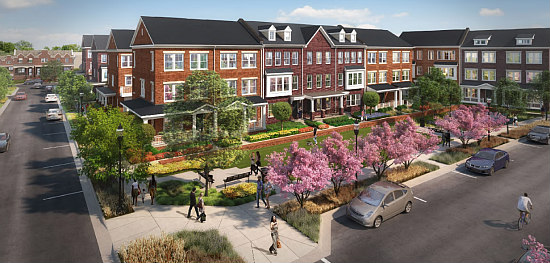 Zoning Commission To Consider 80-Unit Josephite Townhouse Development in Michigan Park: Figure 1